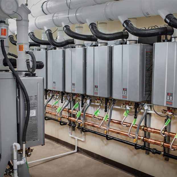Commercial-Water-Heater-Installation-Tempe, Arizona