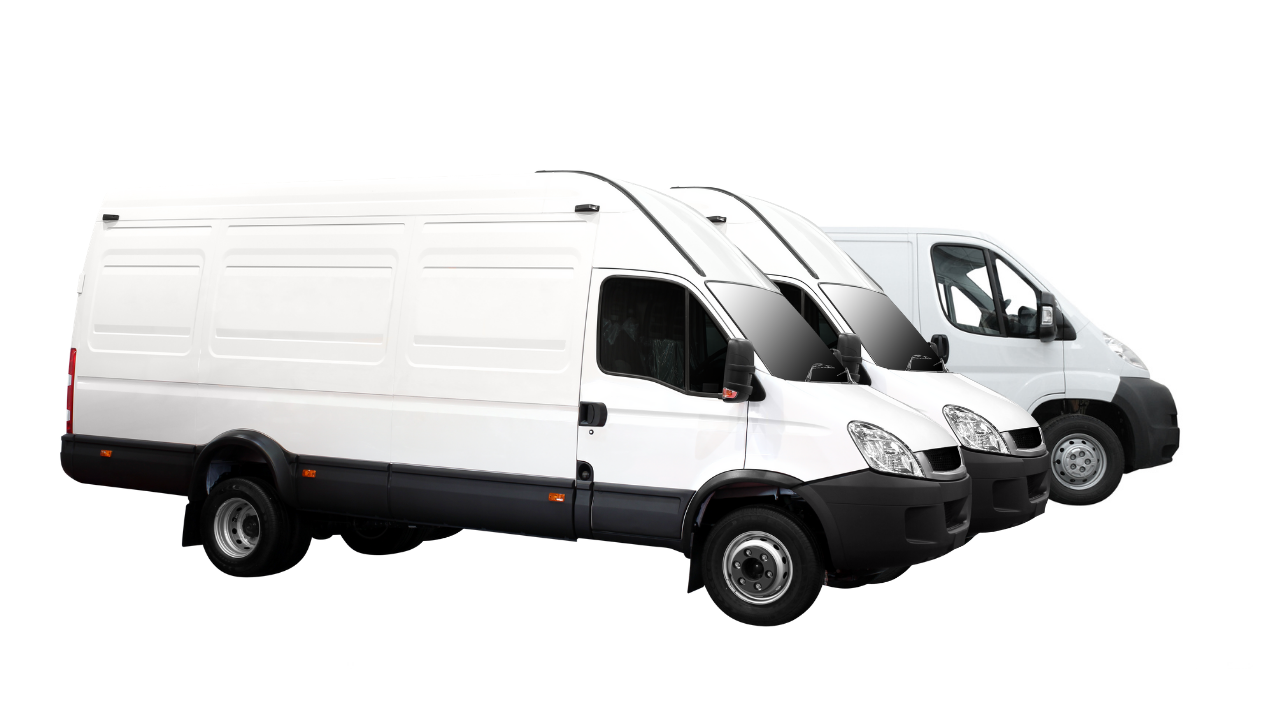 Plumbing Vans for Johnson City Water Heater Services